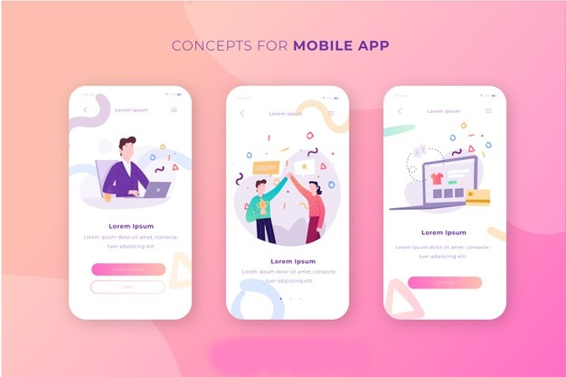 appli mobile et site web