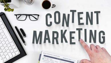 Agence marketing de contenu